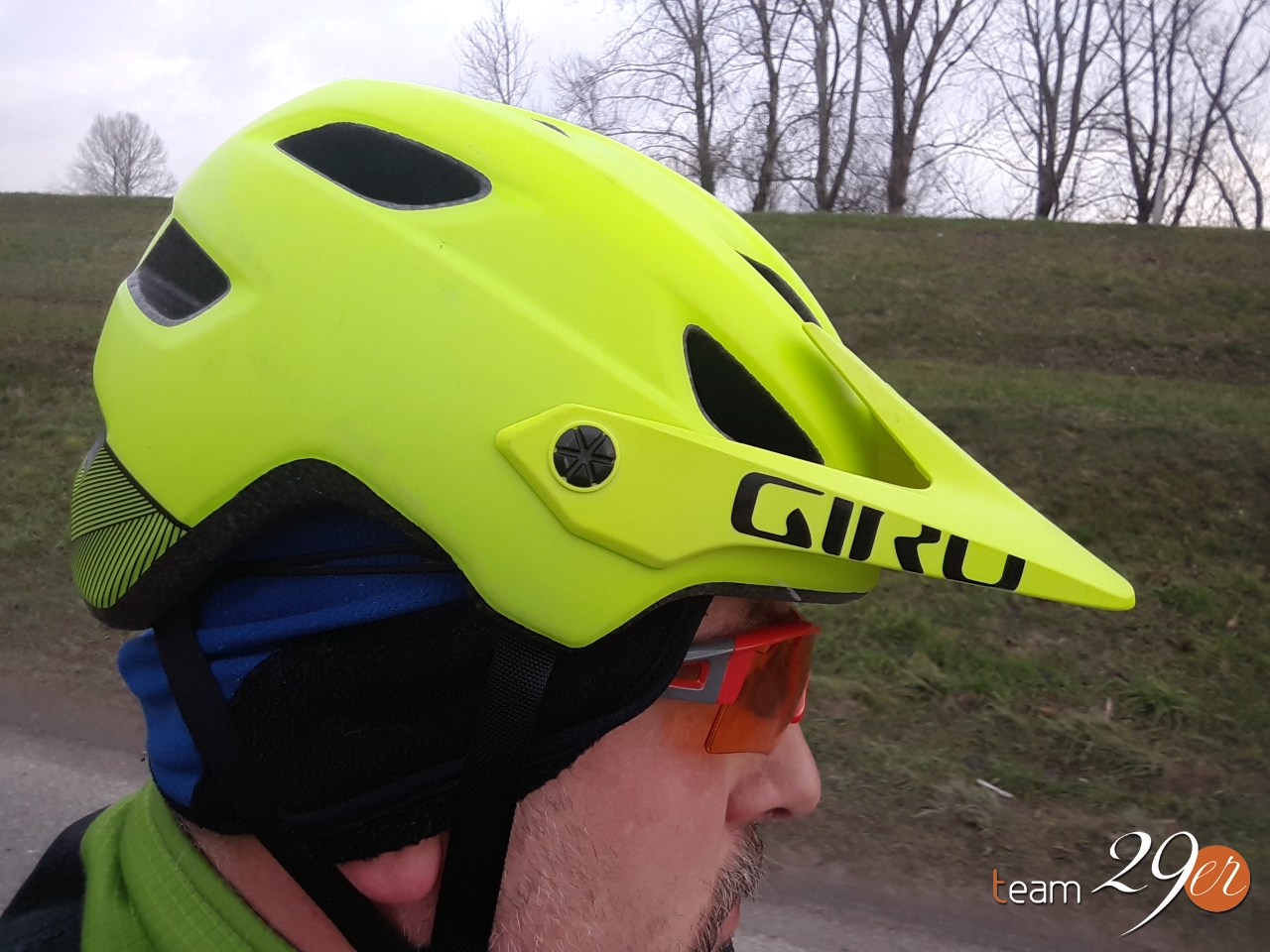 Test kask Giro Chronicle MIPS 1
